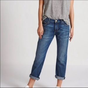 Current/Elliot boyfriend relaxed jeans